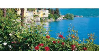 Prachtig uitzicht Lago Maggiore